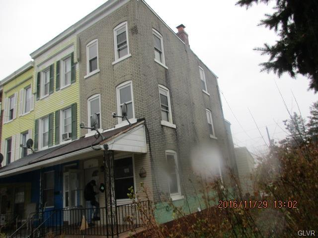 Photo of 443 East Hamilton Street  Allentown City  PA