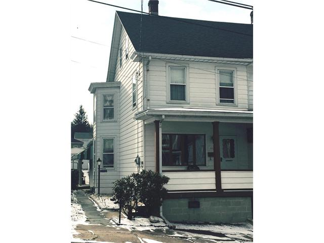 Photo of 46 East High Street  Schuylkill County  PA