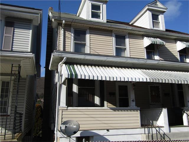 Photo of 48 Rhume Street  Nesquehoning Borough  PA
