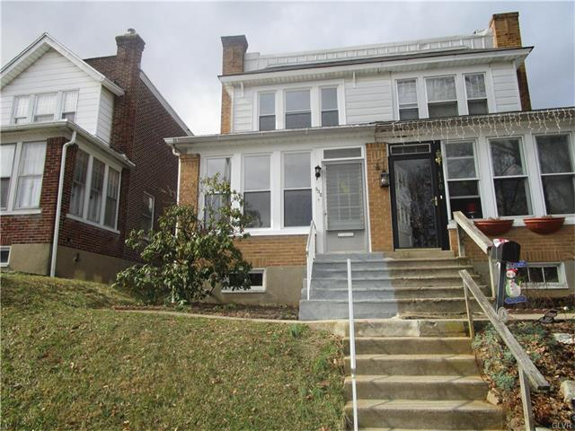 Photo of 332 South 18Th Street  Allentown City  PA