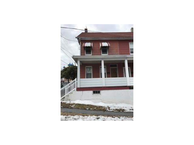 Photo of 172 East Street  Schuylkill County  PA