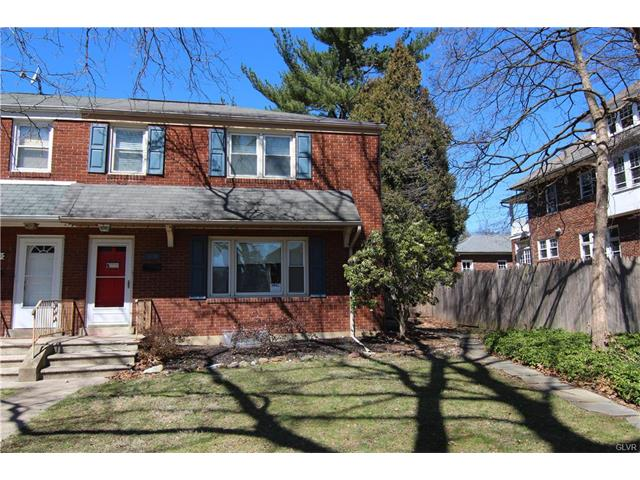 Photo of 2135 West Highland Street  Allentown City  PA