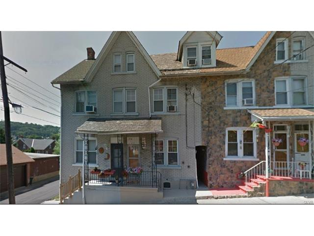 Photo of 722 North Clewell  Fountain Hill Boro  PA
