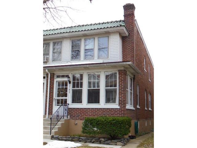 Photo of 2142 West Washington Street  Allentown  PA