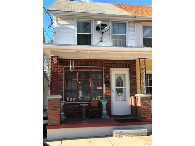 Photo of 207 East High Street  Schuylkill County  PA
