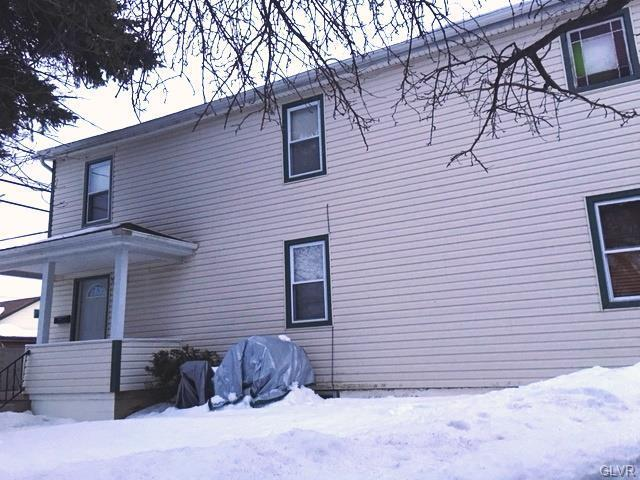 Photo of 218 East Sherman Street  Schuylkill County  PA