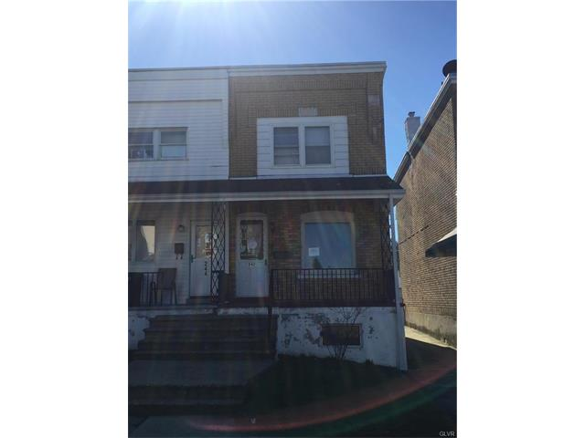Photo of 242 East Mosser Street  Allentown  PA