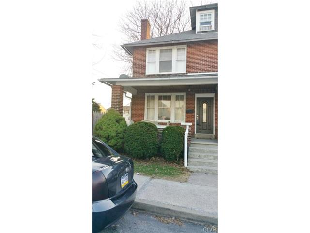 Photo of 520 North Gilmore Street  Allentown City  PA