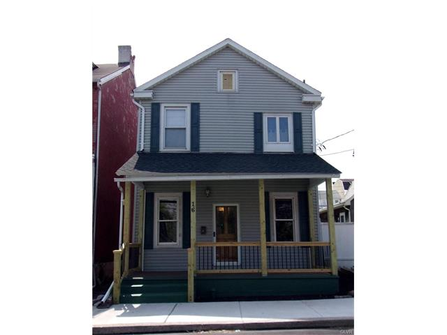 Photo of 16 South Front Street  Coplay Borough  PA