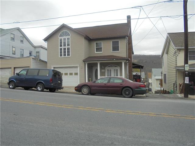Photo of 213 215 East PATTERSON Street  Lansford  PA