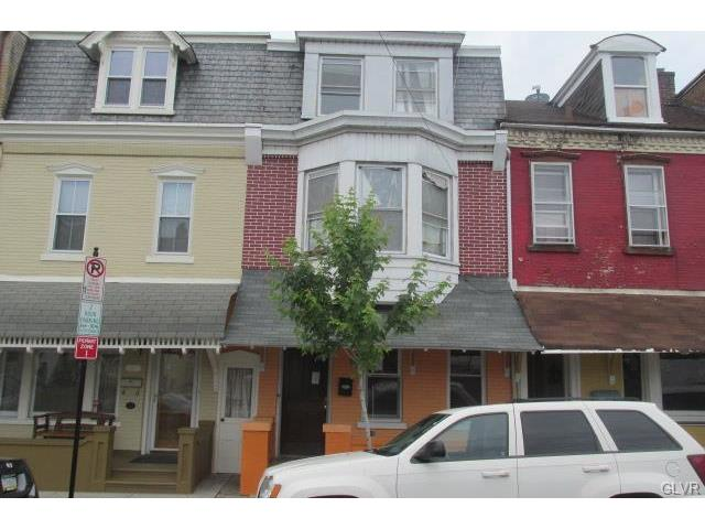 Photo of 809 West Chew Street  Allentown City  PA