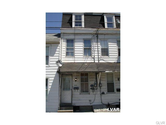 Photo of 333 5 North Lumber Street  Allentown  PA
