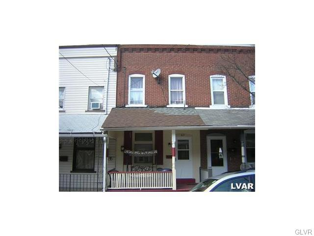 Photo of 615 Sioux Street  Bethlehem  PA