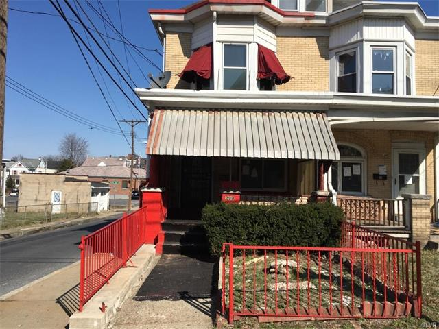 Photo of 299 West Berwick Street  Easton  PA
