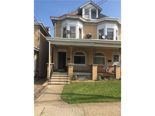 Photo of 295 Berwick Street  Easton  PA