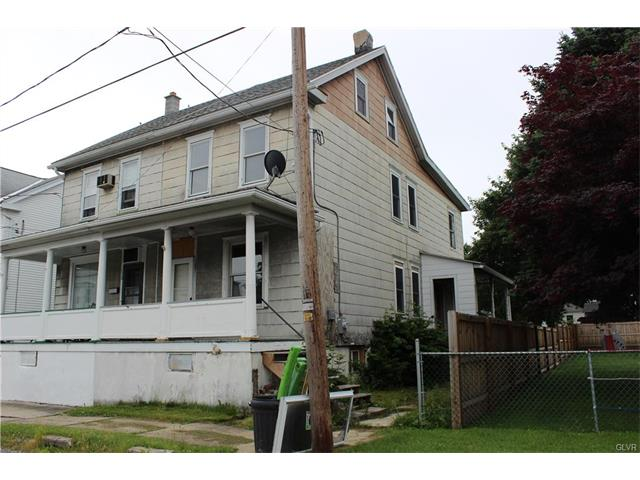 Photo of 118 West High Street  Schuylkill County  PA