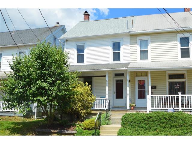 Photo of 237 East Walnut Street  Kutztown  PA