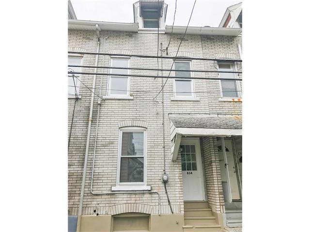Photo of 834 Elliger Street  Allentown  PA