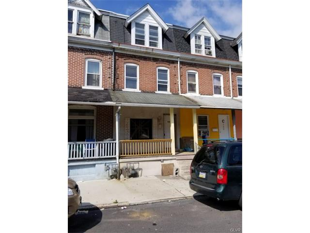 Photo of 742 South Hall Street  Allentown  PA