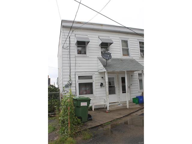 Photo of 321 LAURY Street  Bethlehem  PA
