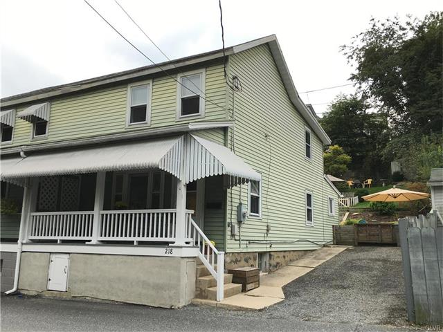 Photo of 218 West Front Street  Lansford  PA
