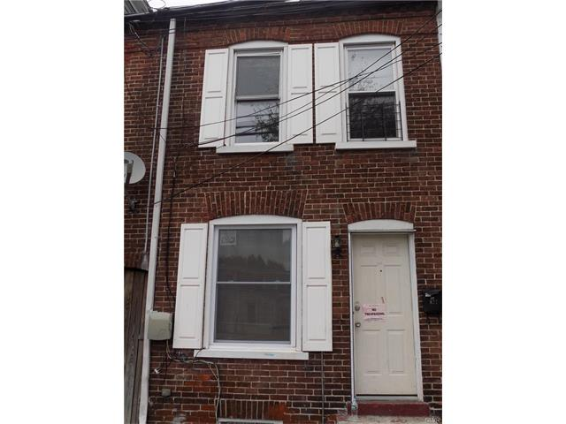 Photo of 127 North Bryan Street  Allentown  PA