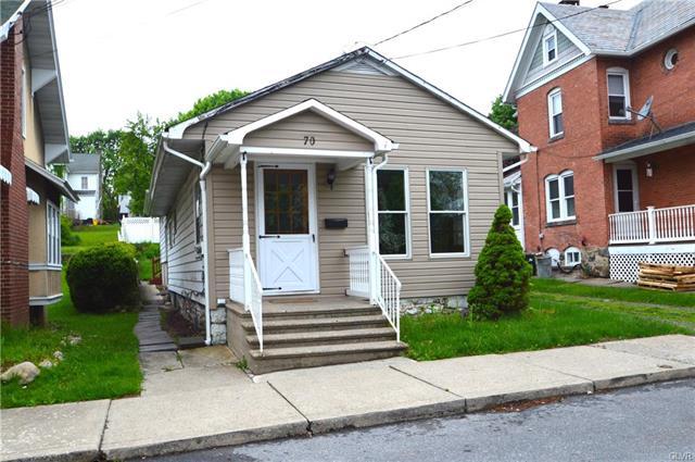 70 North 4th Street Bangor, PA 18013