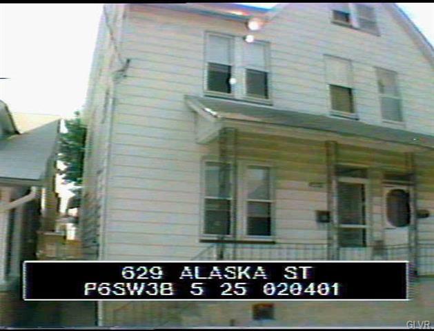 629 Alaska Street, Bethlehem, Pennsylvania