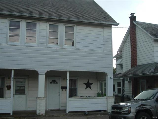 43 Dewey Street Roseto, PA 18013