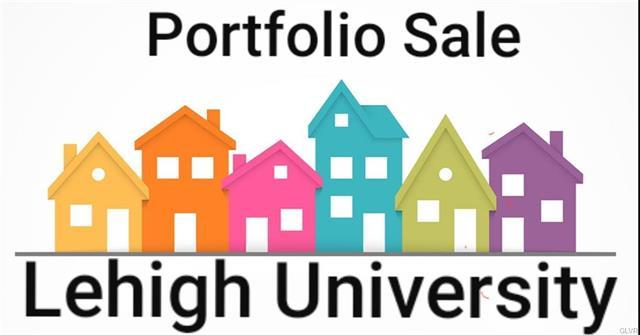 7-Bldg Lehigh Univ. Housing Portfolio, Bethlehem, Pennsylvania