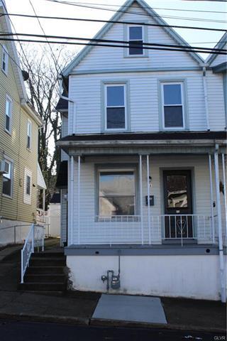 48 East Ettwein Street, Bethlehem in Northampton County, PA 18018 Home for Sale