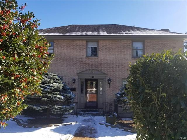 One of Bethlehem 4 Bedroom Homes for Sale at 1736 Millard Street