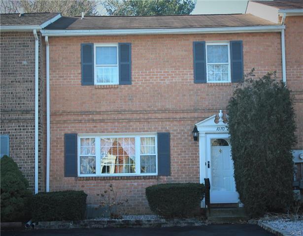 1070 Westbury Drive, Bethlehem in Northampton County, PA 18017 Home for Sale