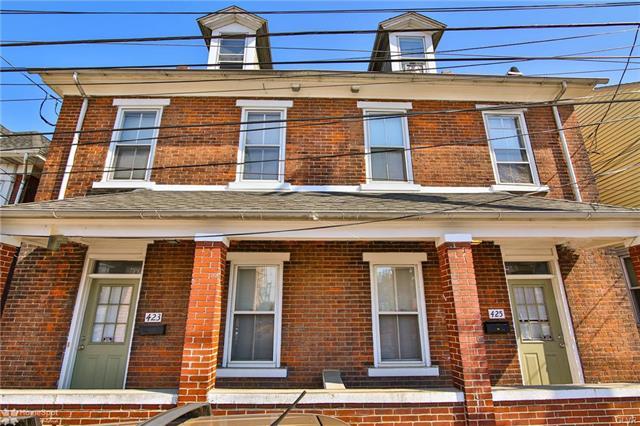 423 425 Webster Street, Bethlehem, Pennsylvania