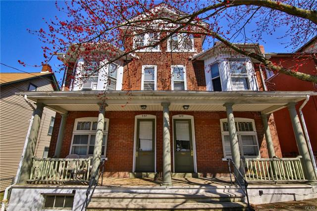 547 549 Hillside Avenue, Bethlehem, Pennsylvania