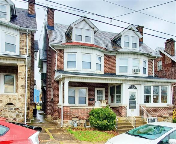 623 15Th Avenue, Bethlehem in Lehigh County, PA 18018 Home for Sale