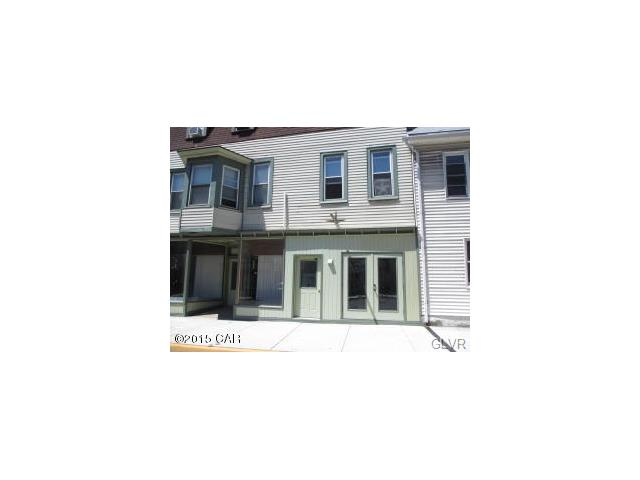 Rental Homes for Rent, ListingId:36020789, location: 132 North 1ST Street Lehighton 18235