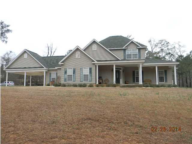 9.44 acres in Wetumpka, Alabama