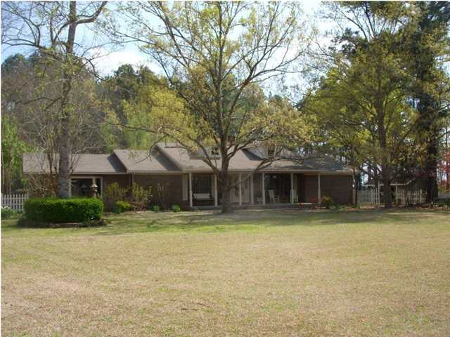 9.8 acres Brantley, AL