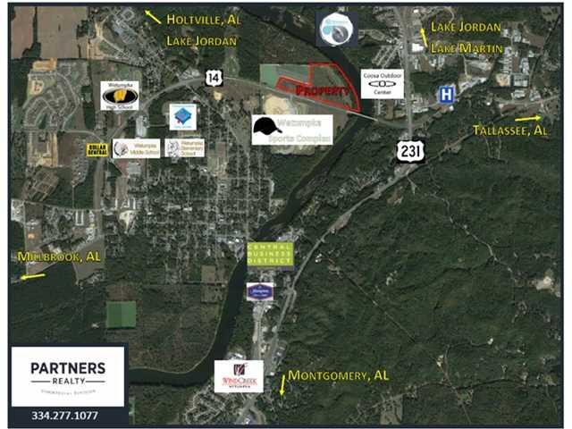 Real Estate for Sale, ListingId: 33757404, Wetumpka,AL36092