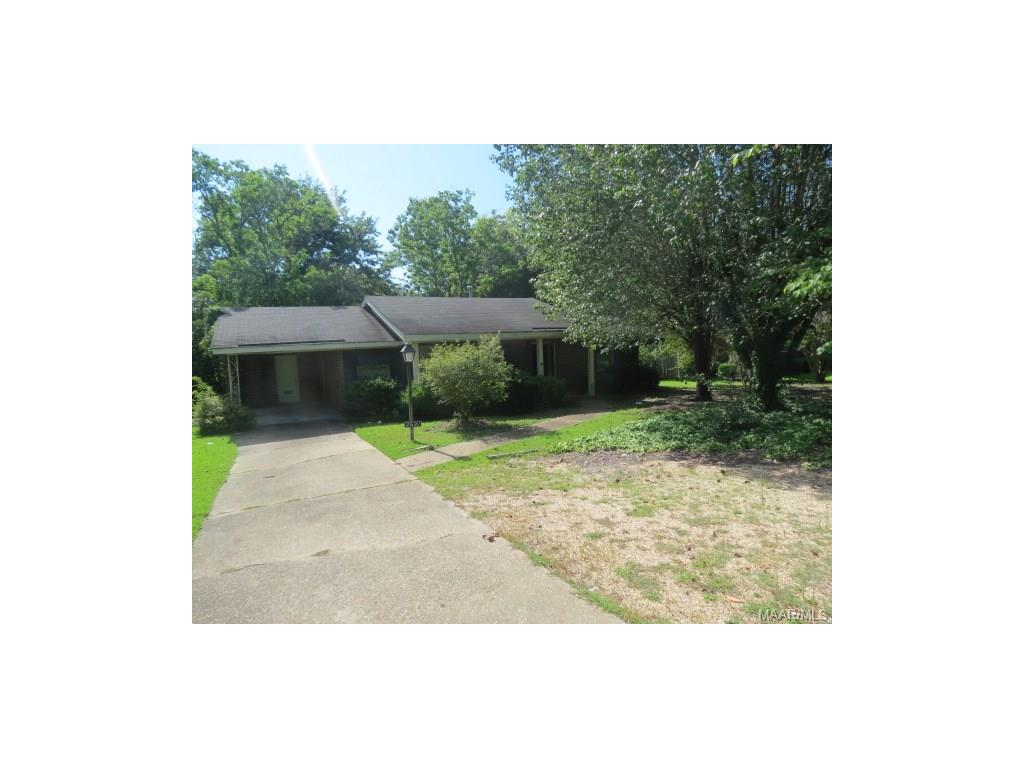 Photo of 2621 Fisk Road  Montgomery  AL