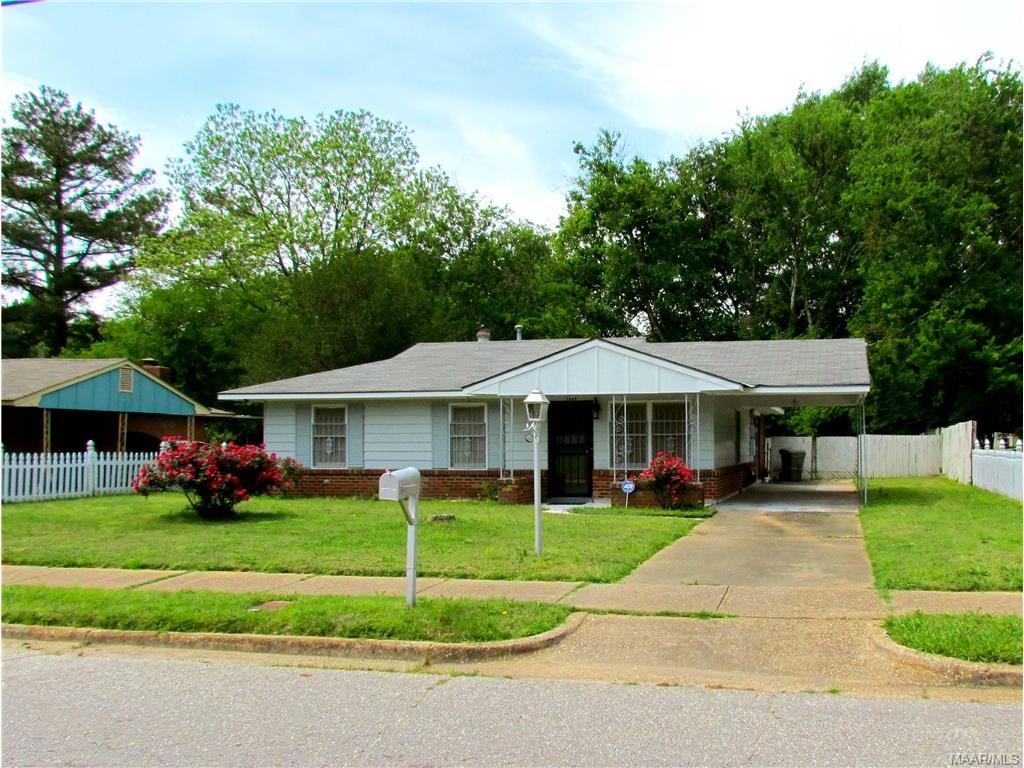 Photo of 2849 Milton Road  Montgomery  AL