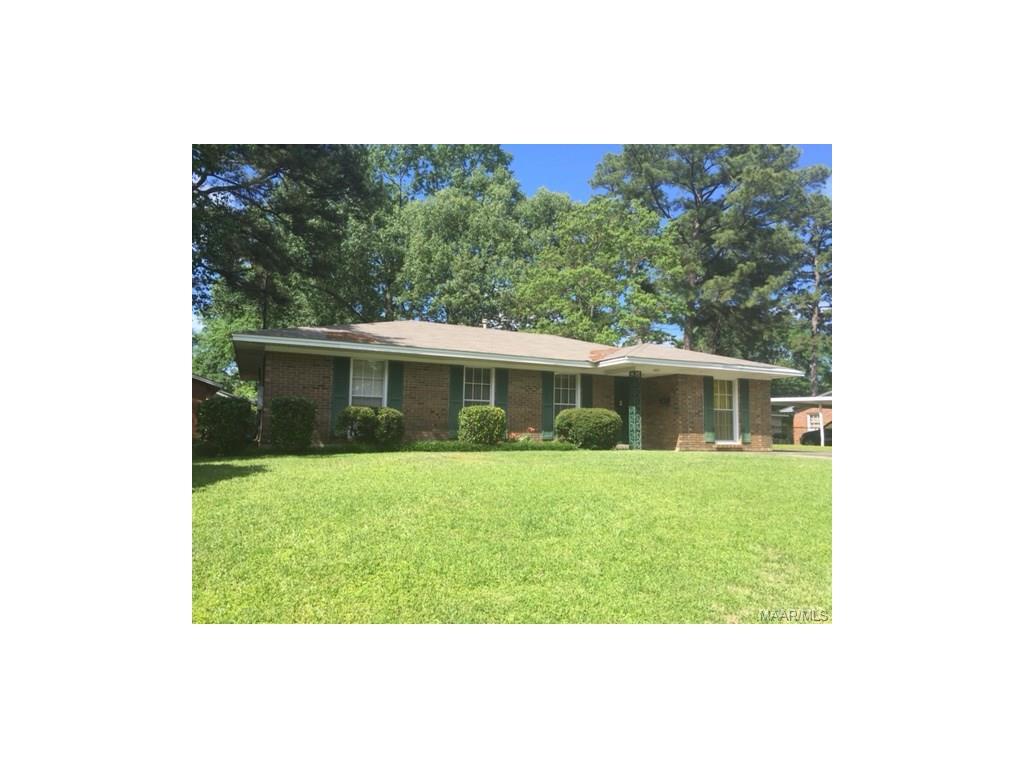 Photo of 3271 Fairfax Road  Montgomery  AL