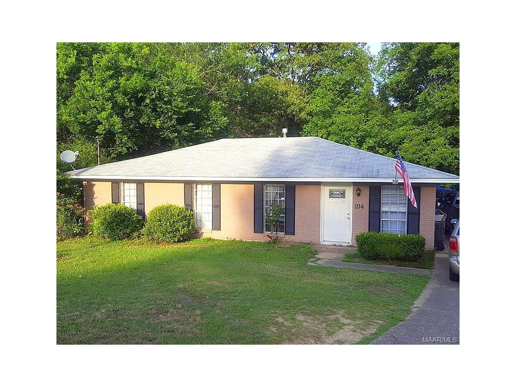 Photo of 214 WOODVALE Road  Prattville  AL