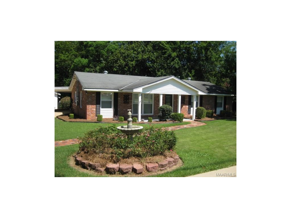 Photo of 2633 Fisk Road  Montgomery  AL