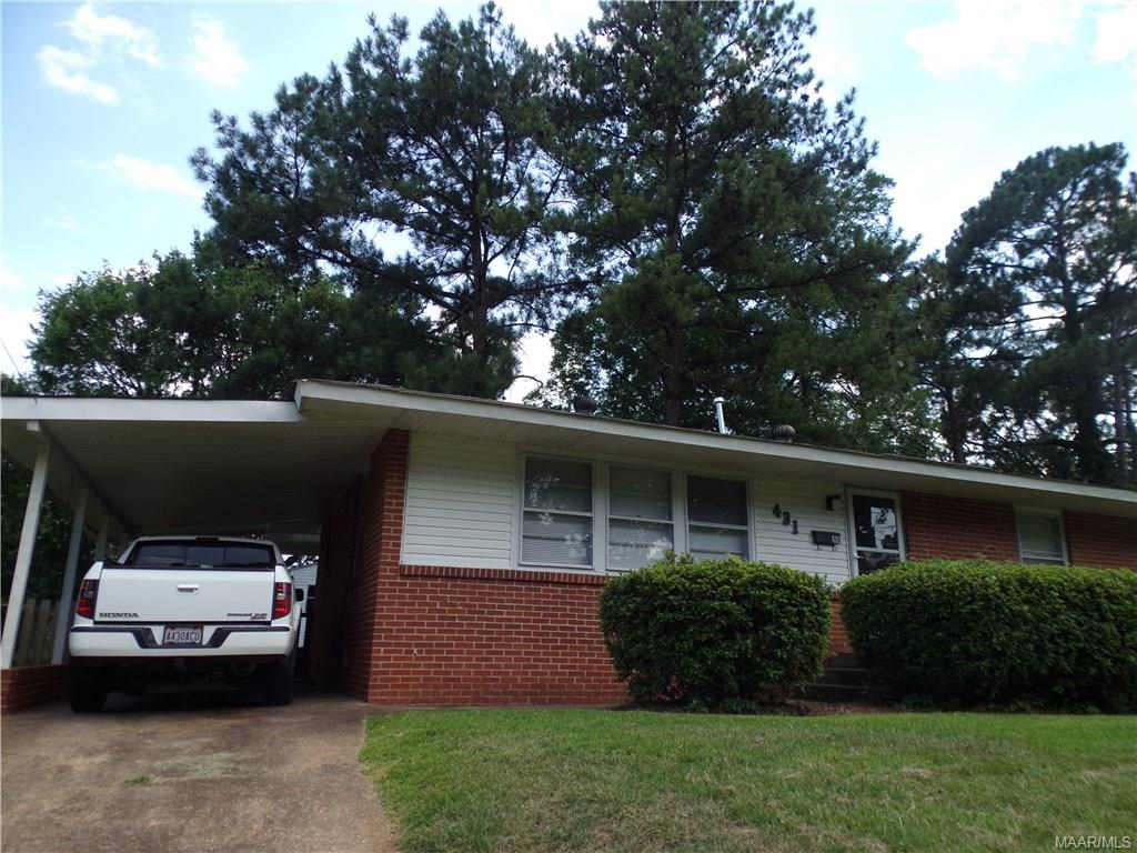 Photo of 431 FOREST HILLS Drive  Montgomery  AL