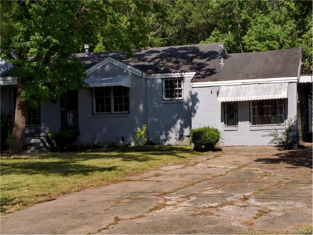 Photo of 3371 S Perry Street  Montgomery  AL