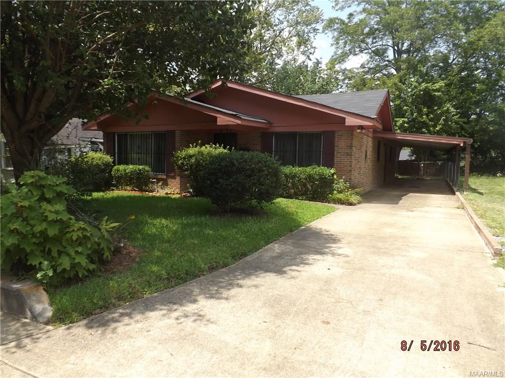 Photo of 3344 Roundtree Road  Montgomery  AL