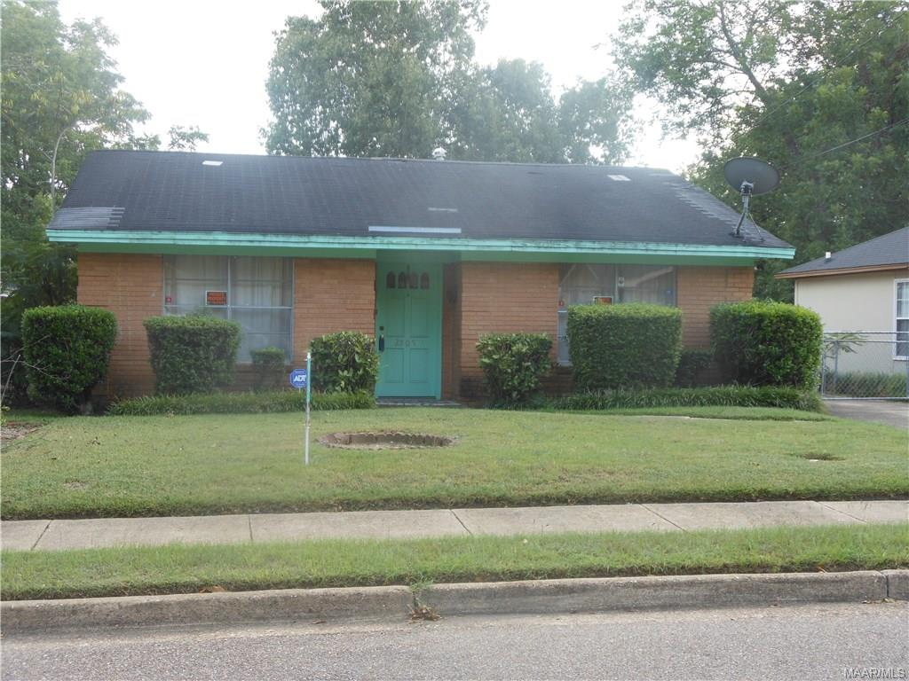 Photo of 2507 W EDGEMONT Avenue  Montgomery  AL