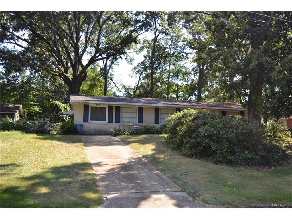Photo of 239 EastHaven Road  Montgomery  AL